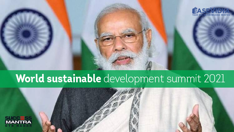 WORLD SUSTAINABLE DEVELOPMENT SUMMIT 2021