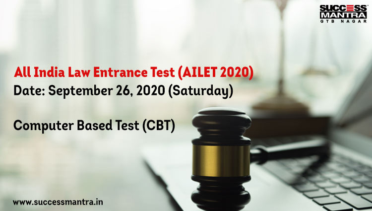 All India Law Entrance Test AILET 2020 Date Postponed and Rescheduled to September 26 2020