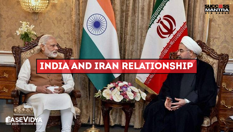 INDIA AND IRAN RELATIONSHIP
