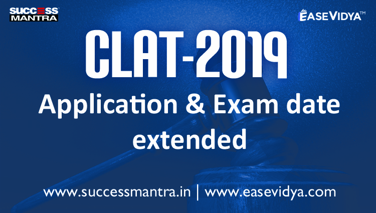 CLAT 2019, CLAT 2019 Exam date extended, CLAT 2019 Application form