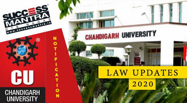 CHANDIGARH UNIVERSITY, COMPLETE LAW UPDATES, SUCCESS MANTRA COACHING GTB NAGAR, BEST LAW COACHING