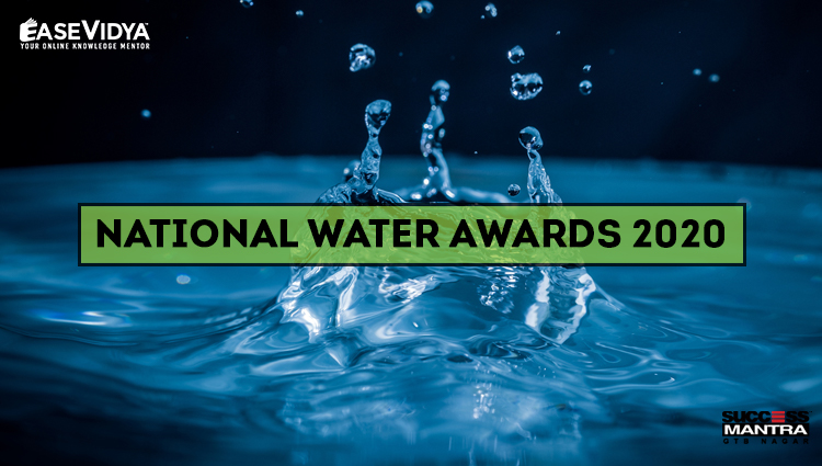 NATIONAL WATER AWARDS 2020