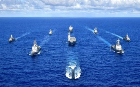 ONGOING CONFLICT BETWEEN CHINA AND TAIWAN