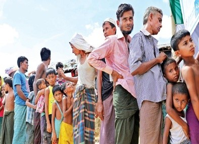 INDIA'S REFUGEES POLICY AMIDST ILLEGAL MIGRATION