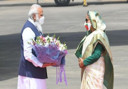 TRADE RELATIONS B/W INDIA & BANGLADESH
