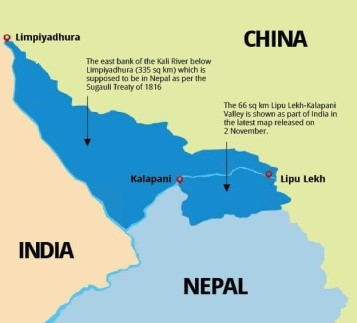 CURRENT ISSUES IN INDIA-NEPAL RELATIONS
