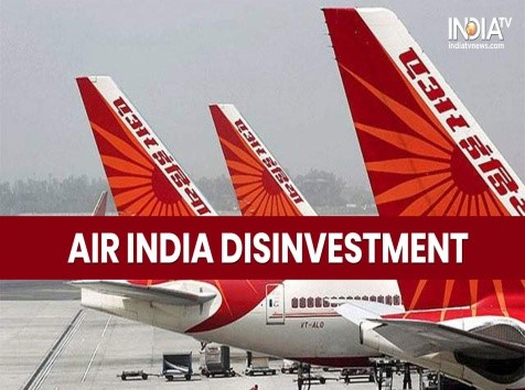 TATA GROUP WINS BID FOR AIR INDIA
