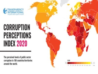 CORRUPTION PERCEPTION INDEX (CPI) 2020
