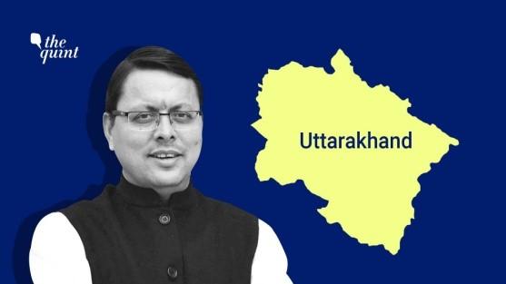 PUSHKAR S. DHAMI SWORN IN AS UTTARAKHAND CM