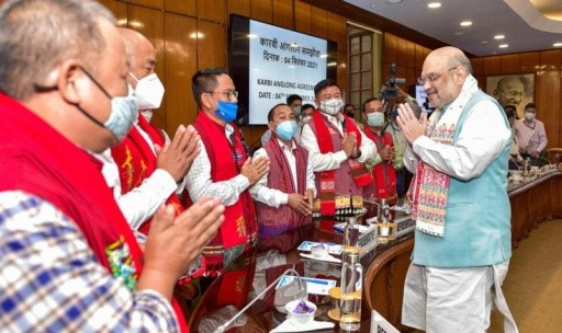 WHAT IS KARBI-ANGLONG AGREEMENT?