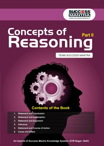 Concepts of Reasoning Part II
