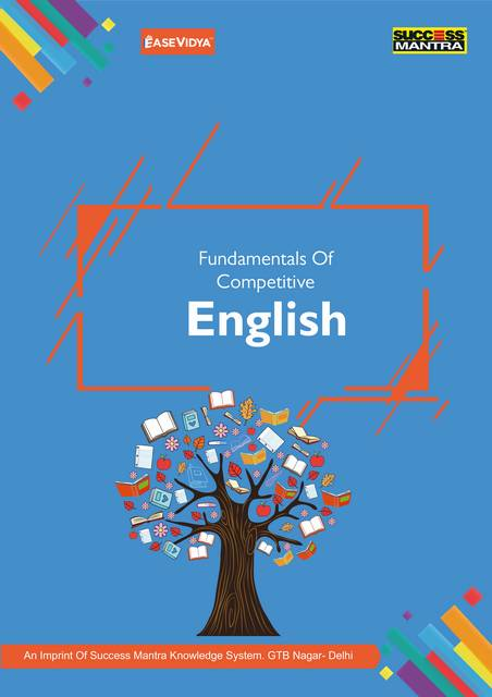 Fundamentals of Competitive English