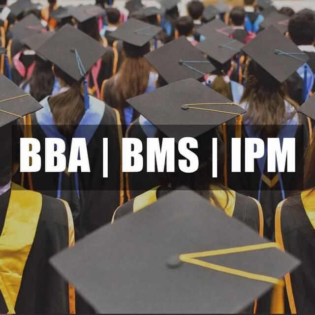 BBA | BMS | IPM